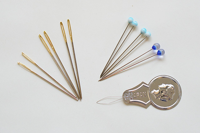 手芸用、縫製用、各種針の製造