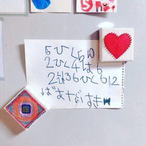 親子で簡単に制作できる!!一工夫を加えた『まち針ストリングアート』の作り方(#^.^#)