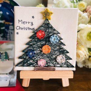 北欧風のおしゃれなクリスマスツリーを作ろう!!