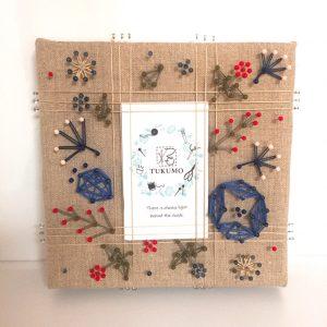 TUKUMOの手芸キット『花束の贈り物』の作り方を分かりやすく解説します!