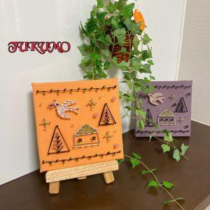 TUKUMOキットをアレンジ。 手作りが苦手という方が手作りが得意に変わります!!